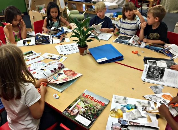 """""""From under our big tree"""" Newsletter: #5 – 5 to 7 Class (11 Oct 2015)"""
