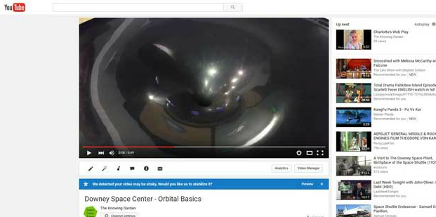 TKG LEARN: Orbital Basics @ the Downey Space Center