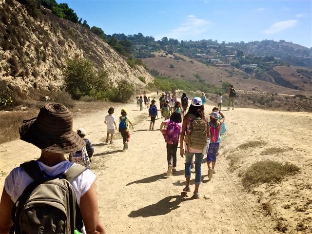 Field Trip – Palos Verdes Hike